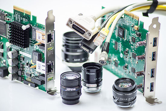 Vision Components 产品组合的照片